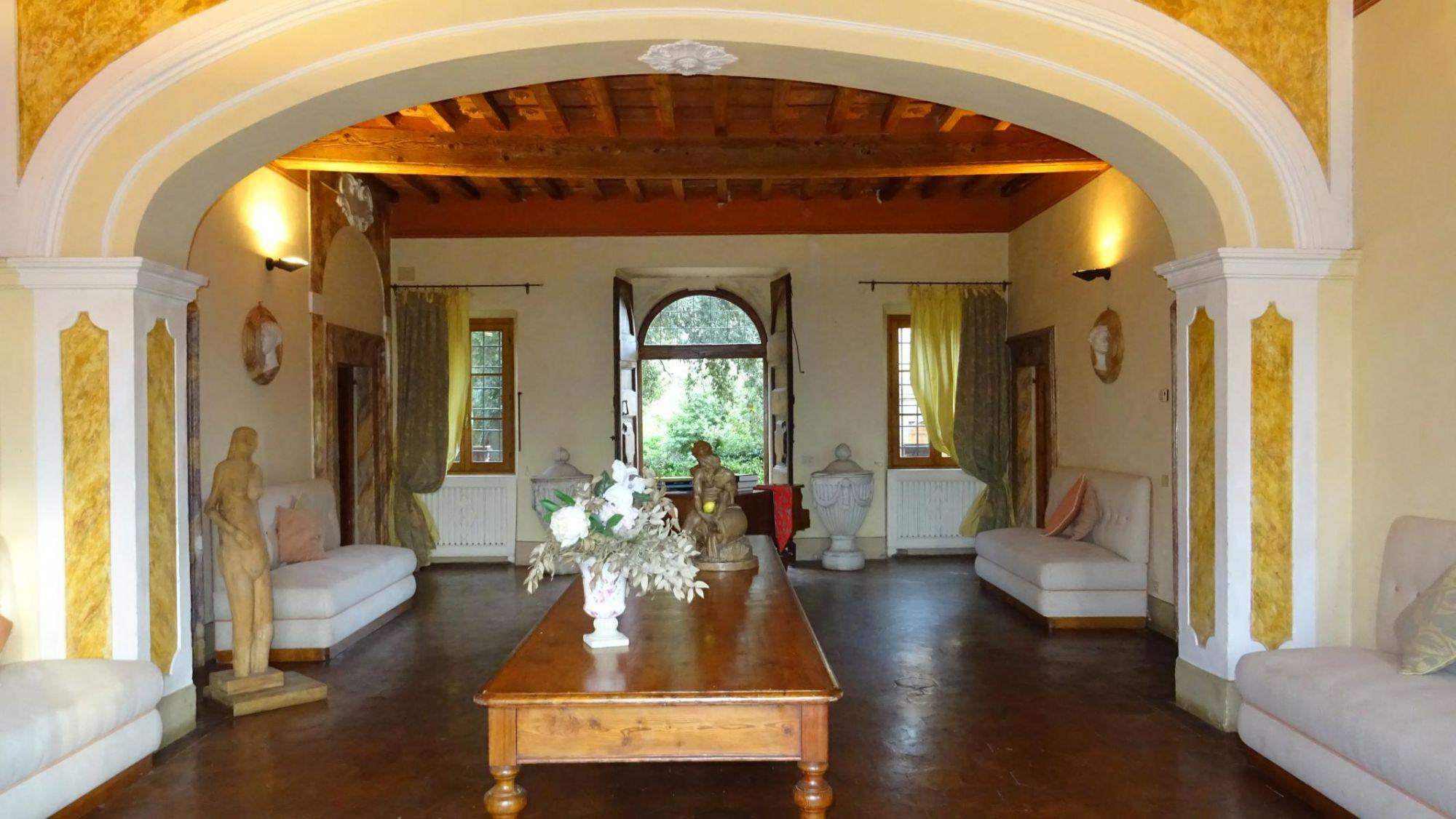Villa Perticaia