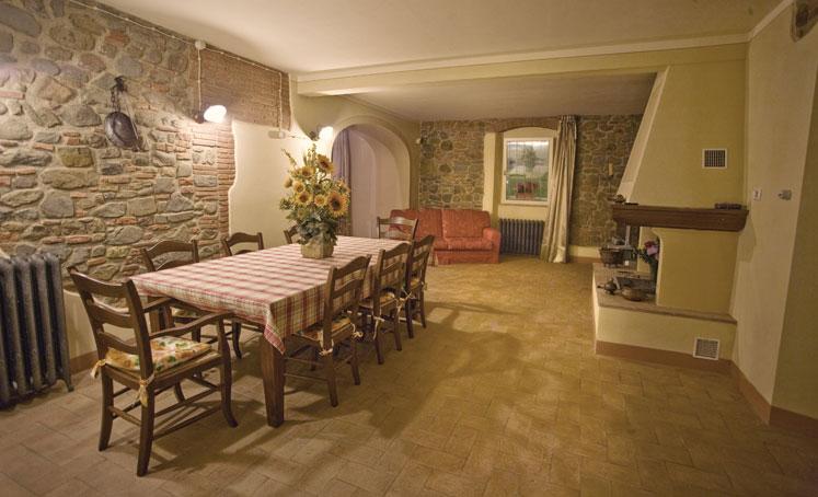 Medieval Villa Rospigliosi