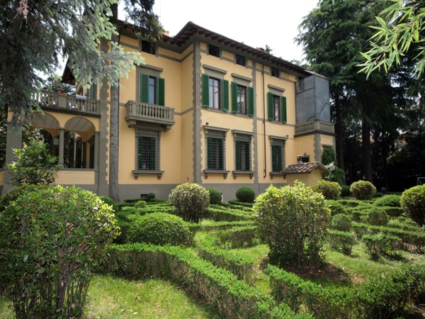 Villa D'Annunzio
